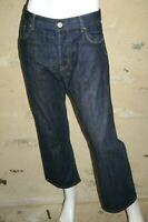 AIGLE W 36 Taille 46 Superbe pantalon jeans jean denim bleu brut homme