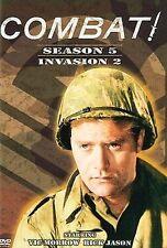 Combat - Season 5: Invasion 2(DVD,2005,4-Disc Set)NEW,Vic Morrow & Robert Duvall
