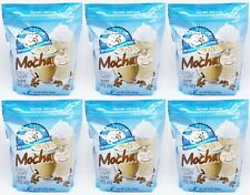 6 BAGS Caffe D'Amour Frappe Freeze MOCHA Hot Cold Coffee Drink Mix 3 LBS EACH