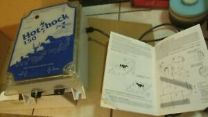 Premier 1 Hot Shock 150 110V Electric Fence For Horses Cows Animals Instructions