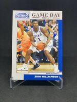 Zion Williamson 2019 Panini Contenders Game Day Ticket #1 Duke Pelicans