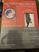 Ultimate Tang Soo Do Forms: Red Belt Instructional DVD Curriculum Requirements