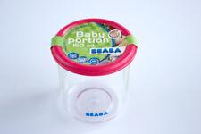 Bote Baby Portion (150ml) para Babycook de BEABA - rojo