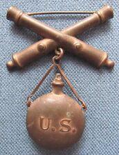 Original US Spanish-American War veterans' reunion badge