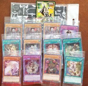 YuGiOh Vampire Vamp x3 LART EN033 Lost Art Lot x13 + Mask Field Center Card New