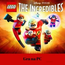 Lego The incredibles + 18 gier PC STEAM