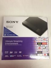 Sony BDP-S6500 3D 4K Upscaling Wi-Fi Blu-ray Player