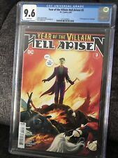 Year of the Villain Hell Arisen #3 CGC 9.6 DC 1st full App Appearance Punchline