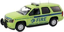 First Response 1/43 DIA Denver International Airport Fire Department Chevy Tahoe