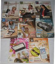 CE Lifestyles Magazine, 2005, 8 issues