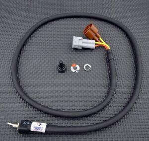 Manual Radiator Fan Switch - Suzuki C50 C800 M50 M800 Boulevard Intruder Volusia