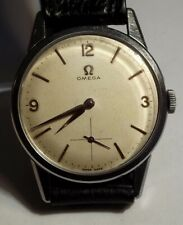 OMEGA WRISTWATCH HAND WINDING CALIBER 268 REF 14391-7