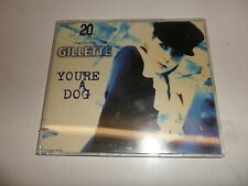 Cd   20 Fingers Featuring  Gillette  – You're A Dog