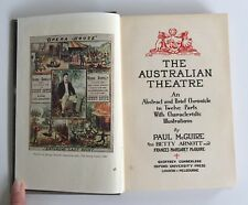 The Australian Theatre 1948 Paul McGuire 1st First Edition Hardcover RARE