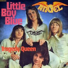 """7"""" ANGEL Little Boy Blue / Tragedy Queen ANDY SCOTT, MICK TUCKER SWEET Glam Rock"""
