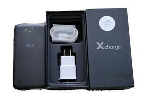 LG X Charge LGUS601 - 16 GB - Silver (Unlocked) Smartphone