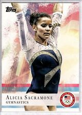 2012 Topps U.S. Olympic Team #11 Alicia Sacramone