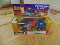 Dinky Toys Zygon War Chariot Boxed No 361