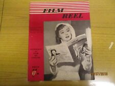 October 1948, FILM REEL, Greer Garson, Valerie Hobson, Greta Gynt, Hazel Court.
