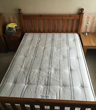Pine Firm with Classic Bed Frame Mattresses