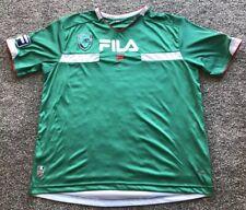 FILA Mexico Soccer Jersey Men's XL