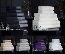 Serviettes, draps et gants de salle de bain pour salle de bain