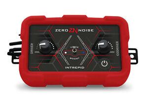 Gegensprechanlage Verstärker Intrepid Zeronoise Peltor kompatibel Intercom Rally