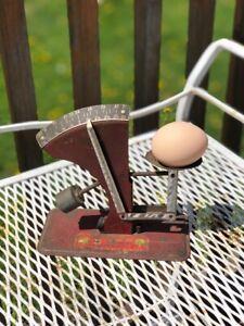 Vintage Egg Scale
