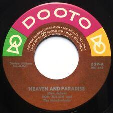 Don Julian Meadowlarks Heaven and Paradise / Embarrassing Moments Dootoo 359 EX