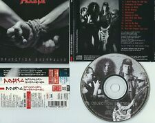 ACCEPT-OBJECTION OVERRULED-1993-JAPAN-VICTOR RECORDS VICP-5210-OBI STRIP-CD-MINT