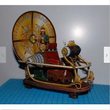 High quality Film:Time machine ultra fine Paper model kit  M