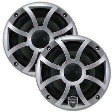 "Wet Sounds REVO6-XSS 6-1/2"" 2-Way Marine Audio Coaxial Speakers w/ LED NEW"
