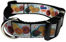 COOKIE TIME CUTE DOG COLLAR OR ADD MATCHING LEASH