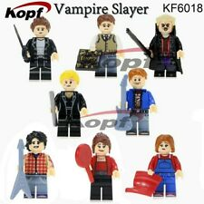 Buffy cazavampiros lego lote 8
