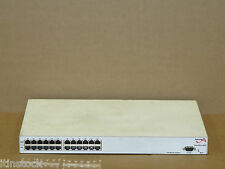PowerDsine 6012 12-Port Fast Ethernet PoE Network Switch PD-6012/AC
