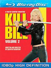 Kill Bill Vol. 2 (Blu-ray Disc, 2008)