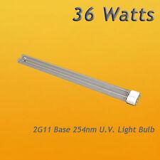 1pc 36 Watt UV Bulb Lamp 2G11 Base Tetra Jebao SUNSUN 36W