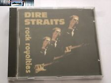 Dire Straits - Rock royalties  - CD 1985 -  SIGILLATO