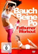 DVD Ventre Beine Po la Brûleur de graisse Séance d'entraînement sur DVD - Das
