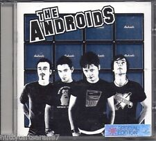 THE ANDROIDS - The Androids S.EDT [ECD] 15 Track (CD 2003) NEW