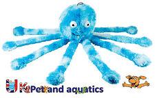 Gor Pets Dog Toy Gor Reef Octopus Daddy Crinkles Scrumples Honks & Squeaks 63cm