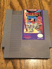 Disney's Chip 'N Dale: Rescue Rangers (Nintendo Entertainment System 1990) Works
