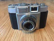 ZEISS IKON  Film Camera With NOVAR ANASTIGMAT 1:3.5 F=45mm Lens