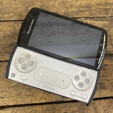 Sony Ericsson Xperia Play Slide-Out Smartphone - Black Playstation Phone A3
