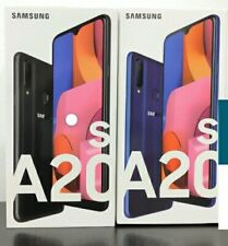 "‼NEW Samsung Galaxy A20s  Factory Unlock 32GB 3GB RAM 6.5"" Dual Sim"