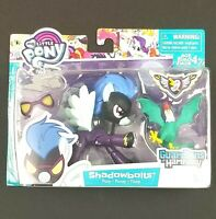 My Little Pony Guardians of Harmony Shadowbolts & Cockatrice Figures Dolls, Toy