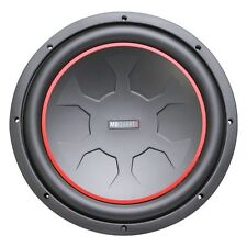 "Mb Quart 12"" Dual Voice Coil 2OHM Premium Quality 700 watts Car Audio Subwoofer"