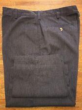 Fieldmaster Dark Gray Casual Slacks Pants Men's 38 X 30