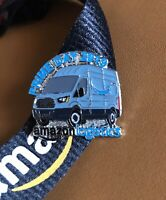 Official Peccy Prime Day 2019 Logistics Van Pin Badge -Amazon Employee Exclusive