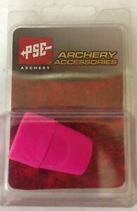 NEW PSE ARCHERY PINK COLORED RUBBER BACKSTOP FOR PSE BOW